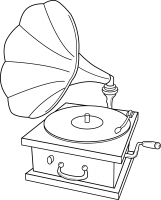 kisspng-phonograph-record-coloring-book-clip-art-gramophone-5ac08c5d623272.2792882515225682854022